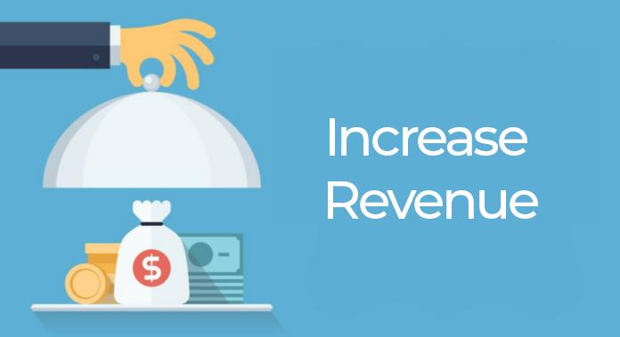 increase revenue with qr code e-menu, make more money with online menu, make more money with online ordering,